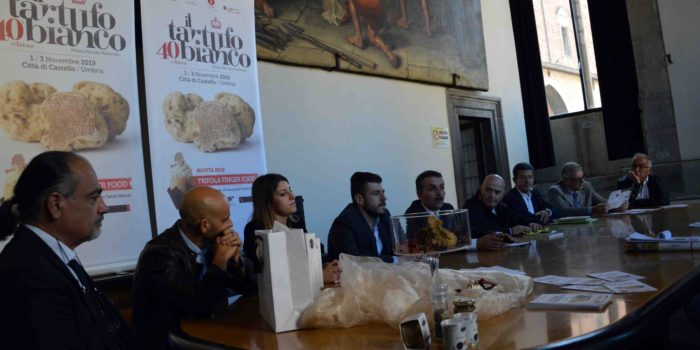 Conferenza tartufo cdc 2